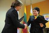 Verslas skyrė paramą jauniesiems Lietuvos sportininkams