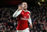 "ESPN: ""Arsenal"" informavo A.Ramsey, jog nepratęs su juo kontrakto"