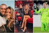 """""""Aš, kaip L.Kariusas, irgi sėdėčiau ant suolo, jei vakare galėčiau smagintis su Sophia"""": futbolo komentatorius – suspenduotas"""