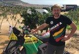 L.Kancius iškovojo bilietą į Dakaro ralį: startuos su keturračiu