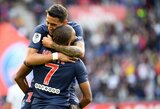 Užtikrintą pergalę iškovoję PSG žengė į Prancūzijos taurės finalą
