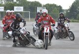 Kretingoje vyks motobolo čempionų mūšis