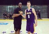 A.Kulboka – tarp talentingiausių NBA naujokų biržos užsieniečių