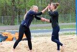 Pajėgiausių Lietuvos paplūdimio tinklininkų laukia įtemptas sezonas