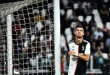 C.Ronaldo užfiksavo vieną prasčiausių statistinių rodiklių Italijos pirmenybėse