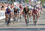 Lietuvos dviratininkai paskutinį lenktynių Prancūzijoje etapą baigė kartu su pagrindine grupe