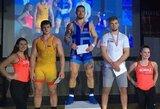 Lietuvos imtynininkai iš Danijos grįžo su sidabro medaliais