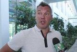 """Š.Jasikevičius nebuvo patenkintas pergale: """"Atsinešimas buvo tikrai prastas, detalių vykdymas – katastrofinis"""""""