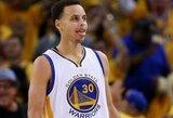 L.Jamesas: kaip įmanoma sustabdyti Curry? Taip pat, kaip ir mane – niekaip