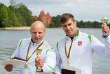 Rekordinė delegacija: Lietuvos baidarių irkluotojams skirta dar viena vieta olimpiadoje