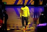 """L.Jamesas: """"Krepšinis man duos suprasti, kada bus laikas pasitraukti"""""""