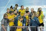 Lietuvos moterų rankinio rinktinė susirinko į pirmąją treniruočių stovyklą