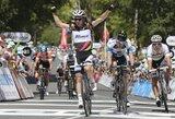 Trečiajame dviračių lenktynių Australijoje etape G.Bagdonas liko tarp autsaiderių