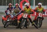 Lietuvos motobolo rinktinė Europos čempionate iškovojo penktą vietą