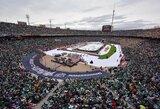 Įspūdinga: NHL rungtynėse Teksase – antras didžiausias lankomumas per lygos istoriją