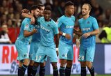 """""""Marseille"""" išvykoje susitvarkė su """"Nice"""" futbolininkais"""