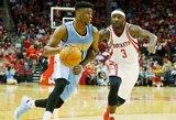 """""""Nuggets"""" naujokas užfiksavo NBA antirekordą"""