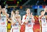 Aiškūs Lietuvos rinktinės varžovai kitame etape bei galimi variantai ketvirtfinalyje