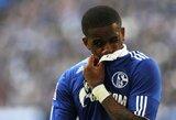 """J.Farfanas atmetė """"Bayern"""" ir """"Juventus"""" pasiūlymus, kad galėtų likti """"Schalke"""" klube"""