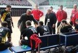 Alytiškiams – pirmasis kelialapis į Lietuvos vyrų rankinio lygos pusfinalį