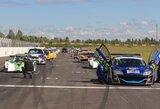 Savaitgalį Estijoje įvyko trečiasis Baltijos šalių čempionato etapas ir rekordiškai gausios legendų lenktynės