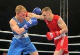 Europos žaidynėse kovos tik keturi Lietuvos boksininkai, karjerą baigė ne tik E.Petrauskas