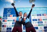 """""""Sportas.lt"""" rinkimai: metų renginys – """"Satellite"""" serijos paplūdimio tinklinio turnyras Vilniuje"""