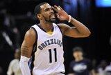 """""""Spurs"""" nori sustiprinti komandą vienu iš """"Grizzlies"""" lyderių"""