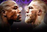 Profesionalai nesutaria, ar C.McGregoras dar grįš į MMA po kovos su F.Mayweatheriu