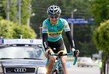 Pasaulio čempionate dalyvausianti D.Tušlaitė šį sezoną numynė daugiau nei 16 tūkstančių kilometrų