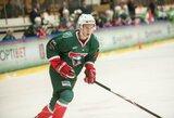 M.Kaleinikovas Latvijoje pasižymėjo dubliu, Norvegijoje lietuviai dalino rezultatyvius perdavimus