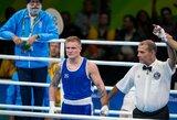 E.Petrauskui pasaulio bokso čempionatas baigėsi po pirmosios kovos (papildyta)