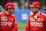 """Eksperto verdiktas: """"Ferrari"""" pasiūlymas S.Vetteliui – amoralus"""""""