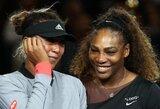 """S.Williams atvira: po emocijų proveržio prieš teisėją """"US Open"""" finale –apsilankymai pas gydytoją ir atsiprašymo žinutė N.Osakai"""