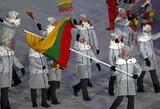 Populiariausių žiemos olimpinių sporto šakų žemėlapis: Lietuva – išskirtinė Europos valstybė