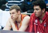 """M.Pociaus ir """"Galatasaray"""" ekipos sezonas baigėsi Turkijos čempionato ketvirtfinalyje"""