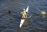 Irkluotojos V.Urbonaitė ir K.Kralikaitė jaunimo olimpiados B finale finišavo antros