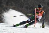 Atvirajame Lietuvos kalnų slidinėjimo čempionate dominavo užsieniečiai