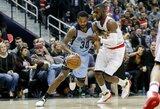 """""""Grizzlies"""" ir """"Suns"""" atliko mainus"""