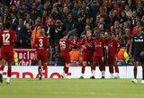 """""""Liverpool"""" po 34 metų pertraukos užfiksavo įspūdingą pasiekimą"""