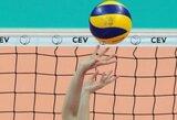 Lietuvos rinktinė pergalingai baigė Rytų Europos jaunių vaikinų tinklinio čempionatą