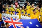 Lietuva ir Australija: dar vienas susitikimas garbingoje šių rinktinių istorijoje