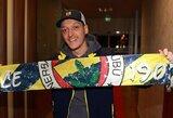 """Dramos pabaiga: M.Ozilas oficialiai persikėlė į """"Fenerbahče"""""""