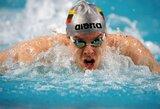 Lietuvos plaukikai startavo varžybose Indianapolyje