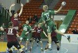 """""""Granito-Kario"""" rankininkams sezonas Baltijos lygoje baigėsi"""