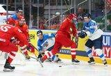"""K.Kakko: """"Mes neturime NHL žvaigždžių, bet mūsų komanda tvirta kaip kumštis"""""""