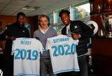 """""""Marseille"""" suskubo ir pratęsė sutartis su dviem Anglijos klubų taikiniais"""
