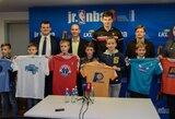 Lietuvoje vyks NBA jaunimo čempionatas
