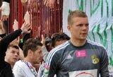 Pastarųjų dienų Lietuvos futbolininkų naujienos užsienyje