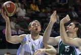 Ukrainos aukštaūgis ruošiasi grįžti į NBA